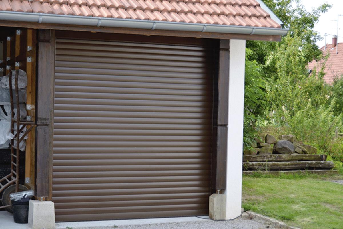 volet garage liege